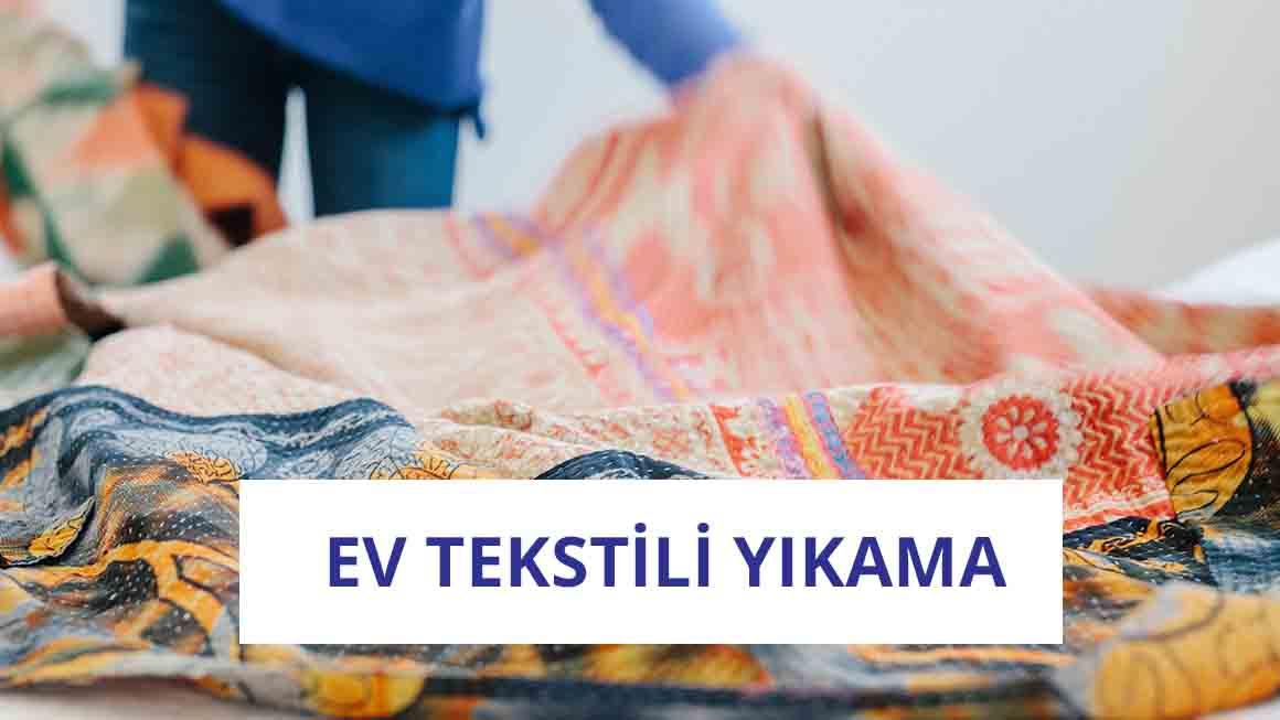Ev Tekstili Yıkama